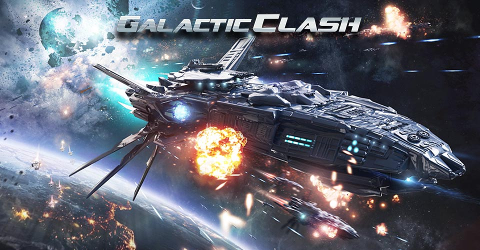 Galactic Clash: Battle for the honor!
